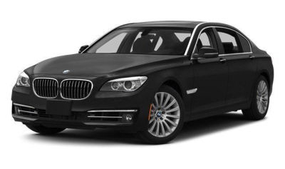 BMW 7 Series Luxury Limousine for Canmore Airport Service