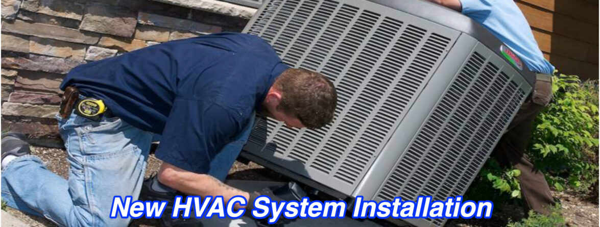 Air Conditioning & Heating Installation in Rancho Cucamonga