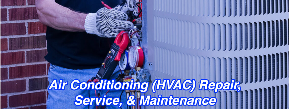 Air Conditioning (HVAC) Service & Repair in Rancho Cucamonga
