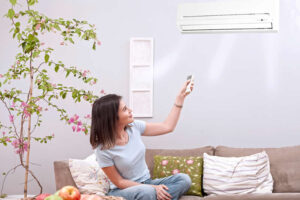 Ductless MiniSplit AC Installation in Rancho Cucamonga by RC Air