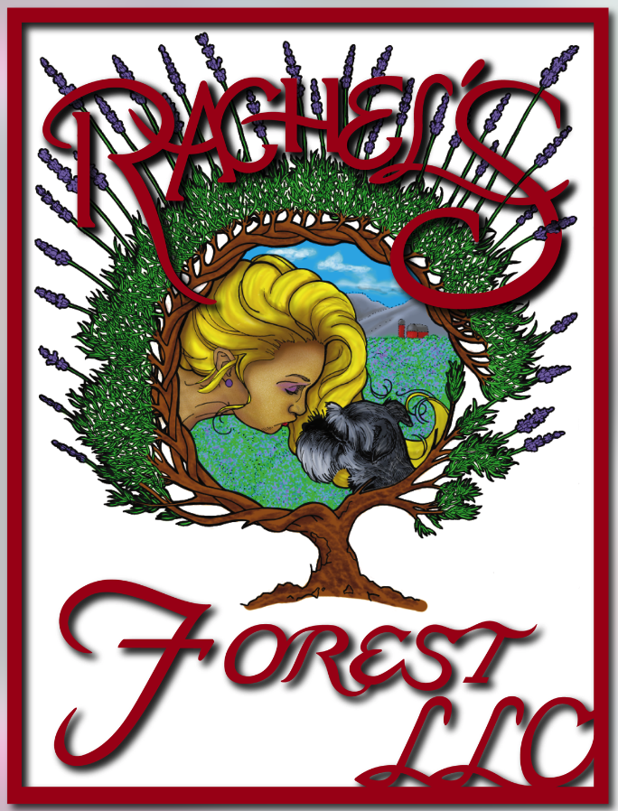 logo design created by bluelime grafx for a local farm in shelby north carolina
