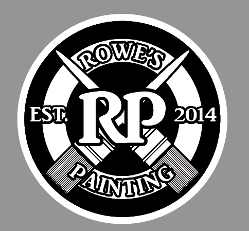 art of screen printed shirt design for local painting company in hickory north carolina