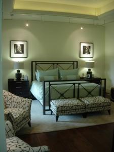 Alt text; 111 Aguire Drive master bedroom
