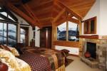 Alt text: 110 Bernardo master bedroom