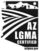 Certified seal for AZ LGMA.
