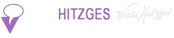 Vicki Hitzges professional keynote speaker logo