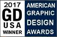 Graphic Design USA magazine American Web Design Awards Winner 2018