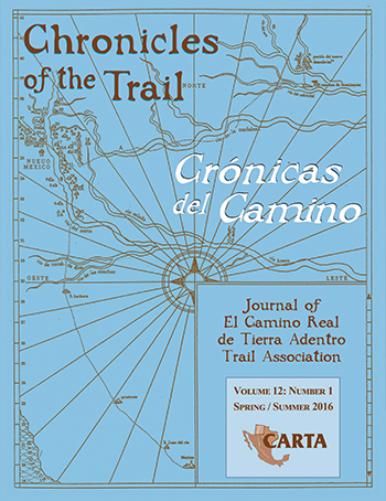 Chronicles of the Trail 12-1