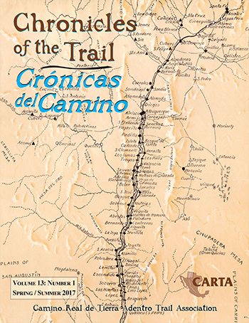 Chronicles of the Trail 13-1