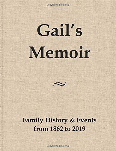 Gails Memoir