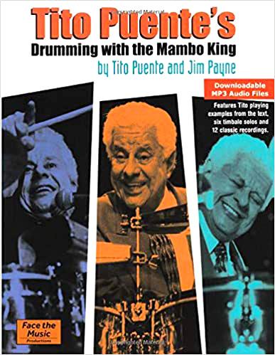 Tito Puentes Drumming