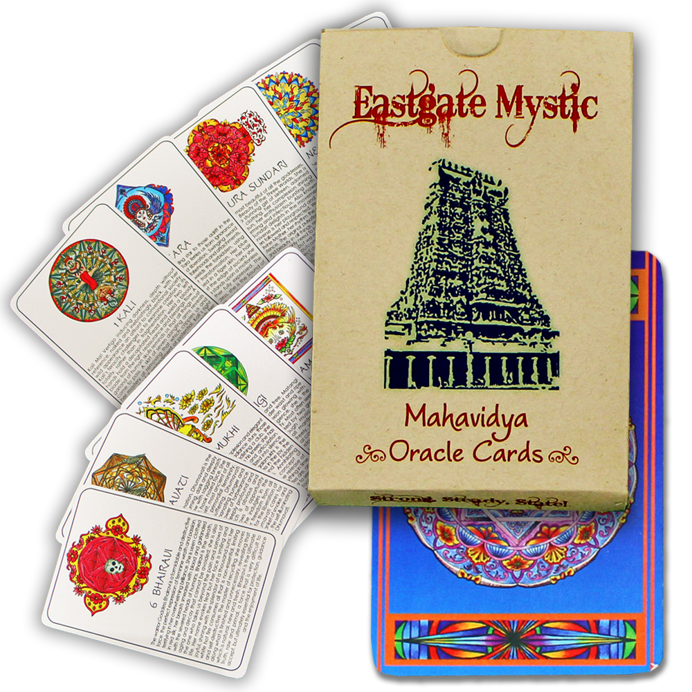 Eastgate Mystic Award winning package and card design