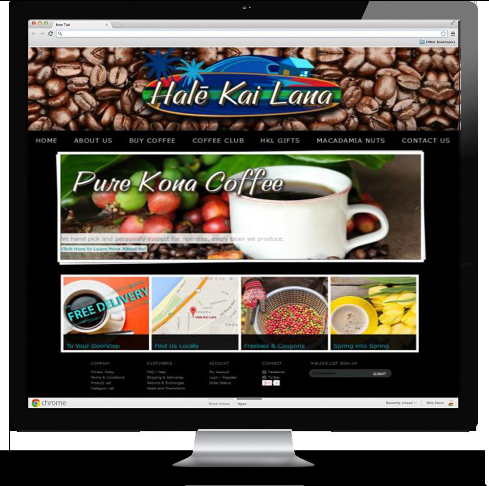 Hale Kai Lana web site