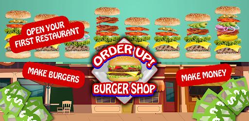 Order Up Burger Shop
