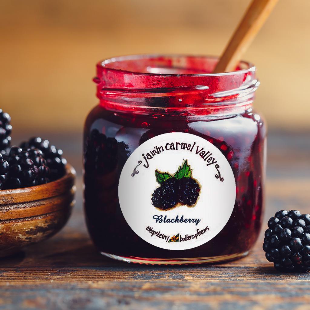 Jamin Carmel Valley Blackberry Jam