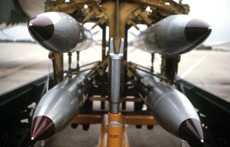 US B61-12 nukes