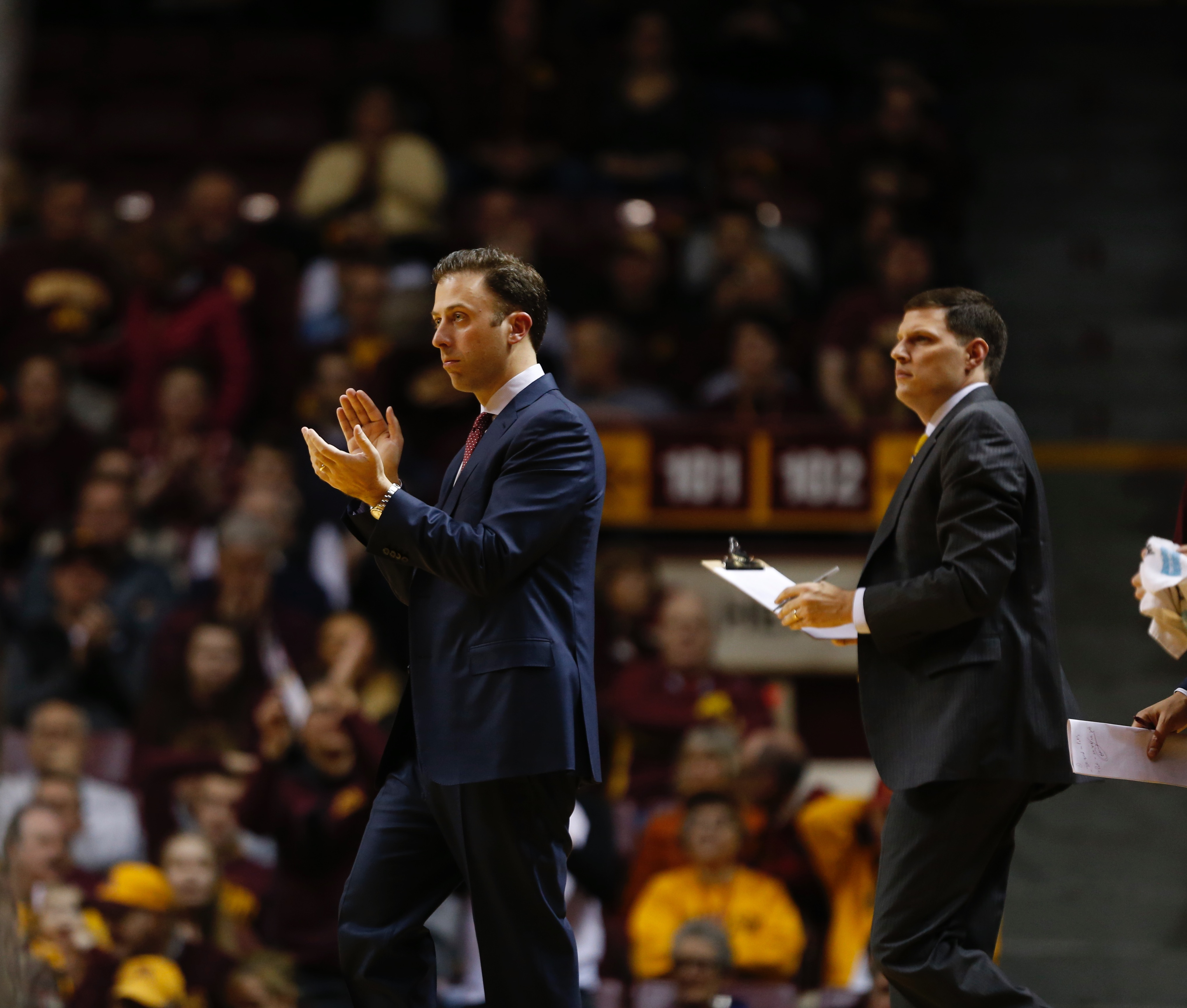 """A DAY IN THE """"OFF"""" SEASON by Richard Pitino"""