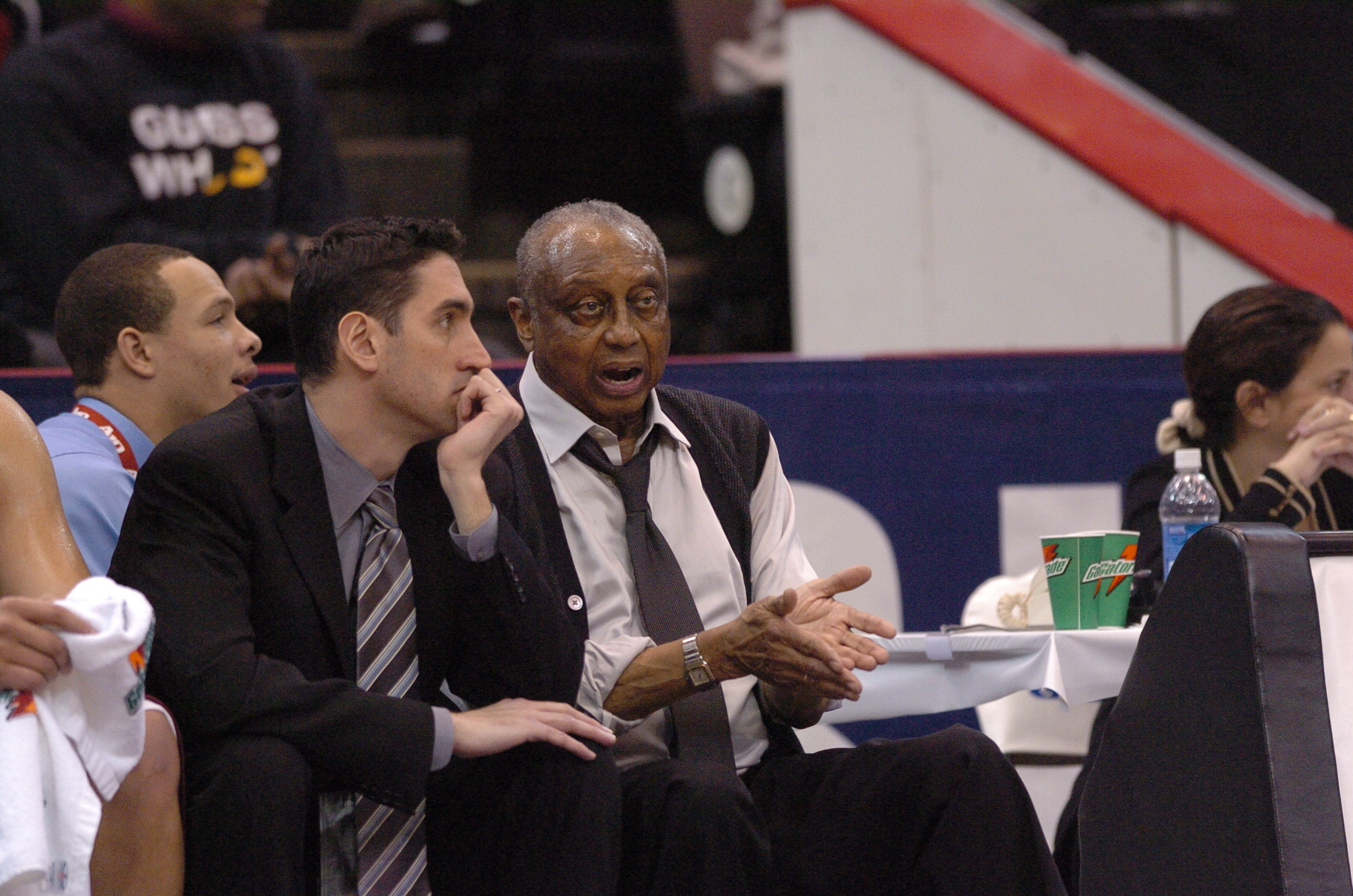 JOHN CHANEY, THE XAVIER GAME AND THE MOST INGENIOUS 31 POINT LOSS IN THE HISTORY OF COLLEGE BASKETBALL by Dan Leibovitz