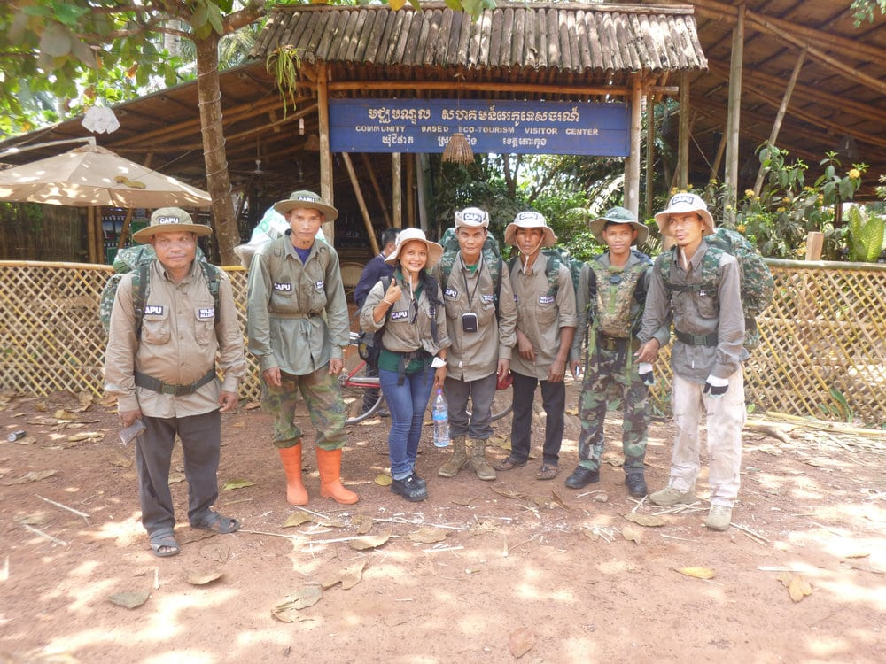 Community Rangers Save Wildlife in their Village
