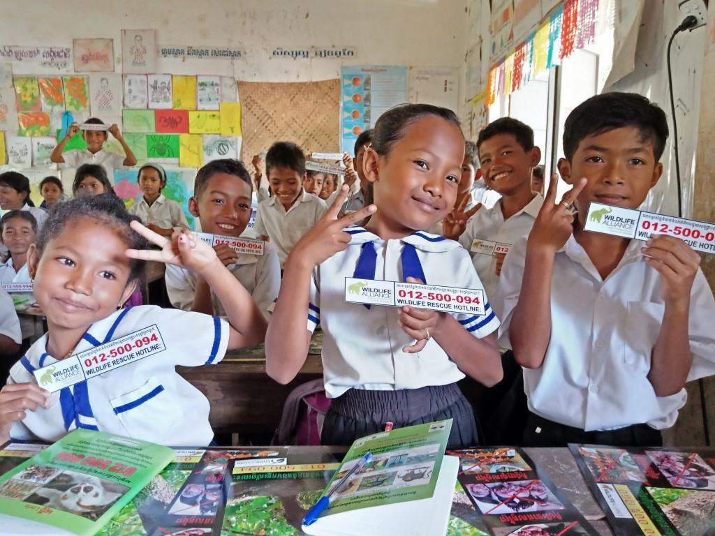 Environment Education activities – November 2018