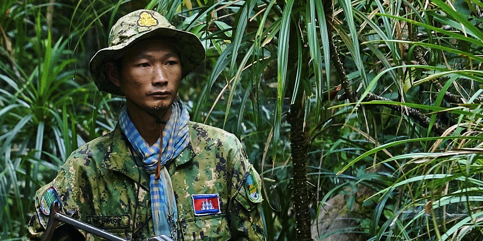World Ranger Day Wildlife Alliance