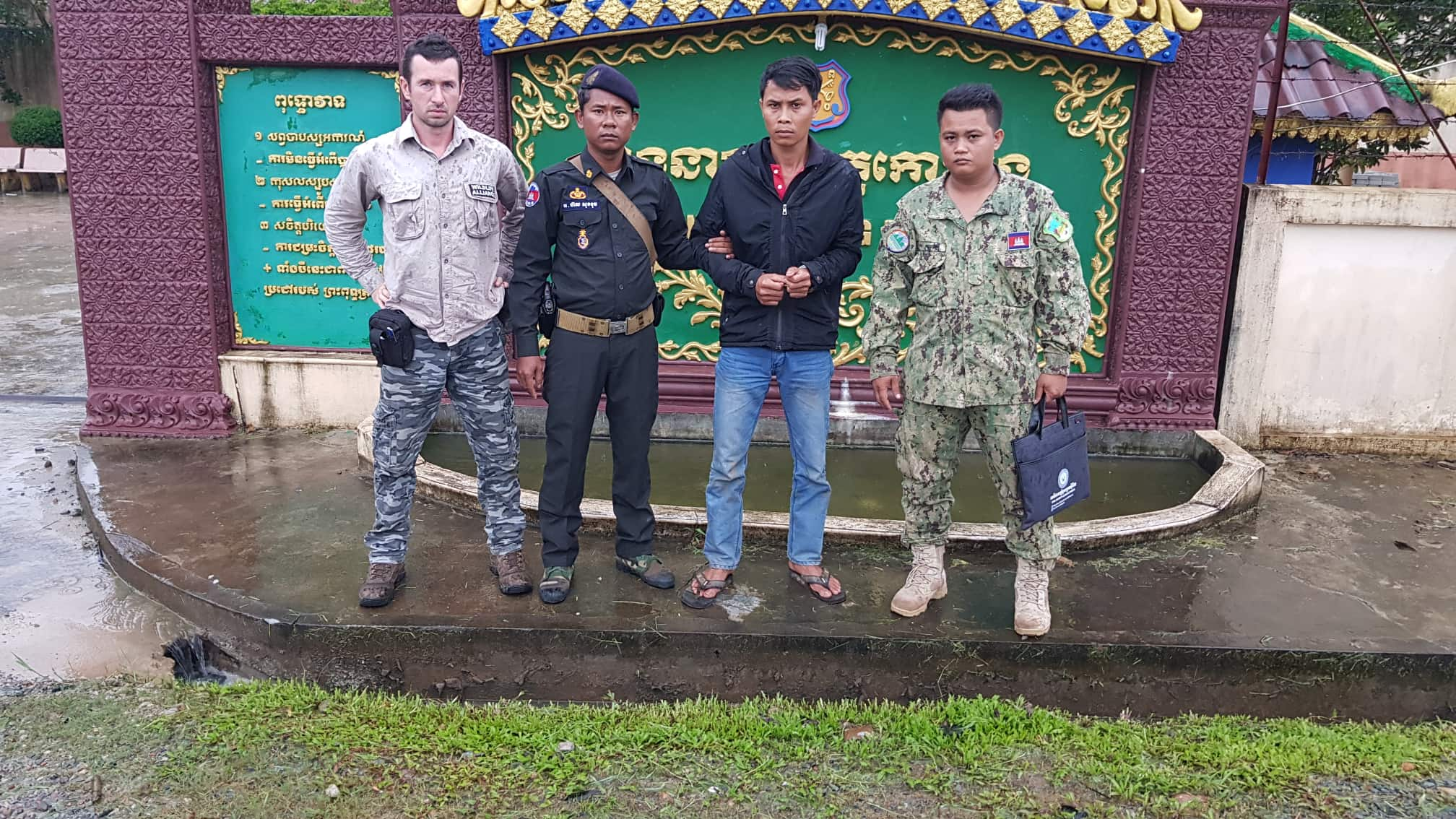 Poacher sentenced to prison