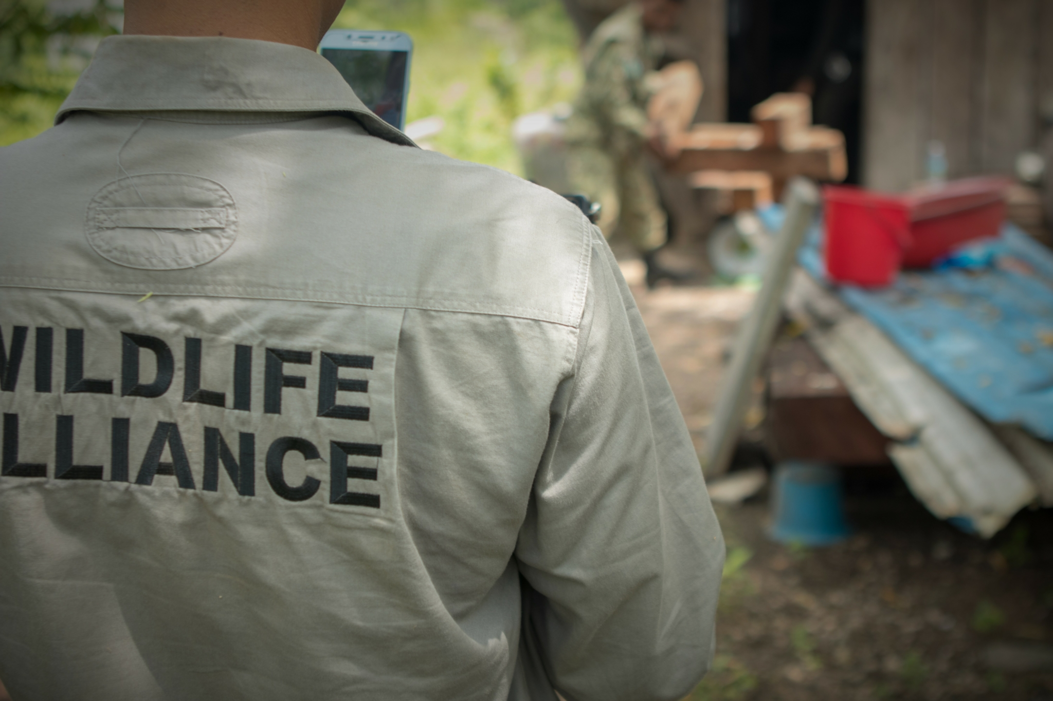 Wildlife Alliance rangers
