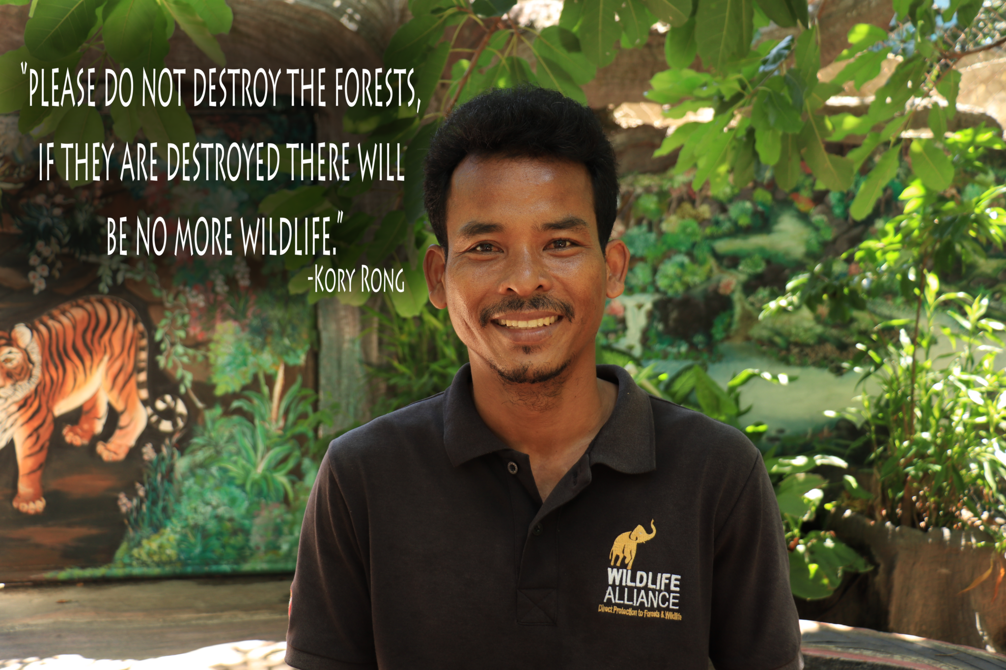 International Tiger Day – Meet our Keeper!
