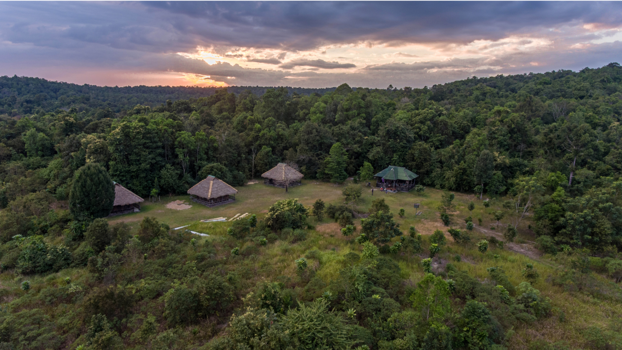 Adventure awaits in the Amazon of Asia!