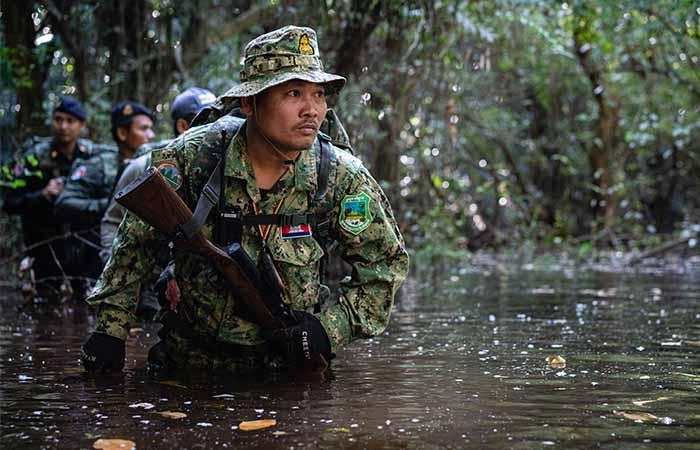 Rainforest Protection Cambodia mainpage