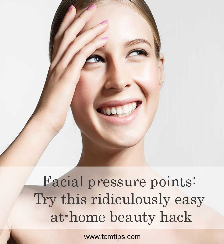 Facial pressure points: Try this ridiculously easy at-home ...