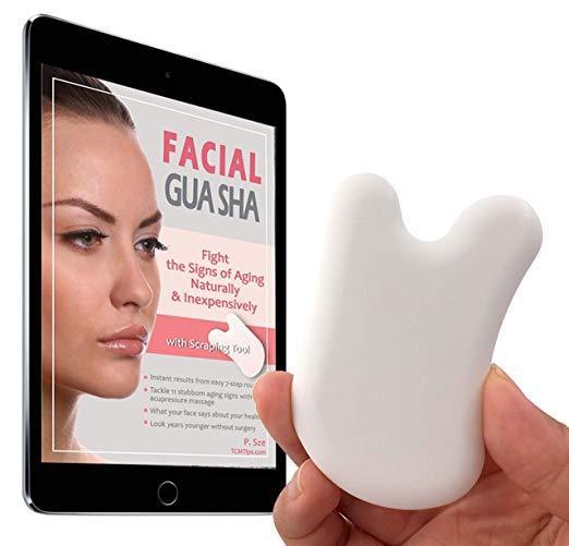 Anti-Aging Facial Gua Sha Scraping Tool