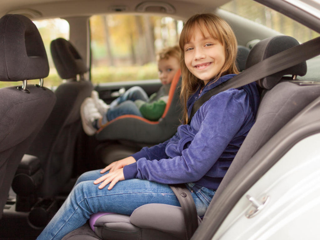new law in Connecticut for Kids safety seats