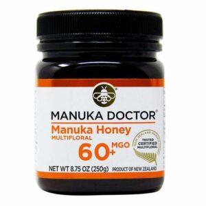 Manuka Doctor Bio Active Manuka Honey 60+ MGO - 8.75 oz (250 g)