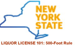 Logo of the New York State Liquor Authority