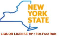 Logo of the New York State Liquor Authority