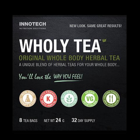 Original Wholy Tea
