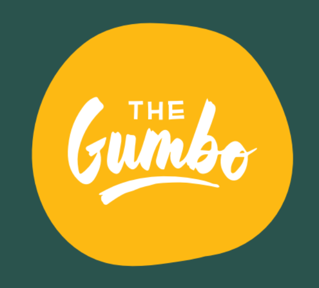 The Gumbo Logo Green