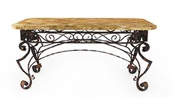 Ornate Luxury Coffee Table