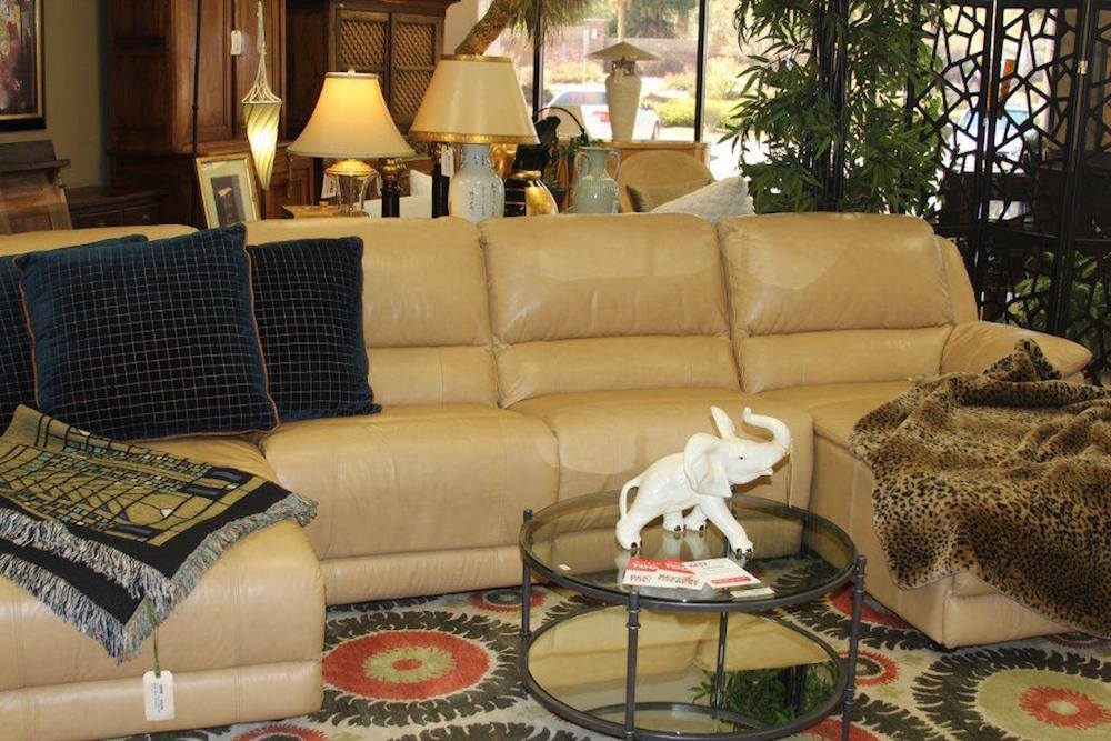 Consignment Sectionals for Sale