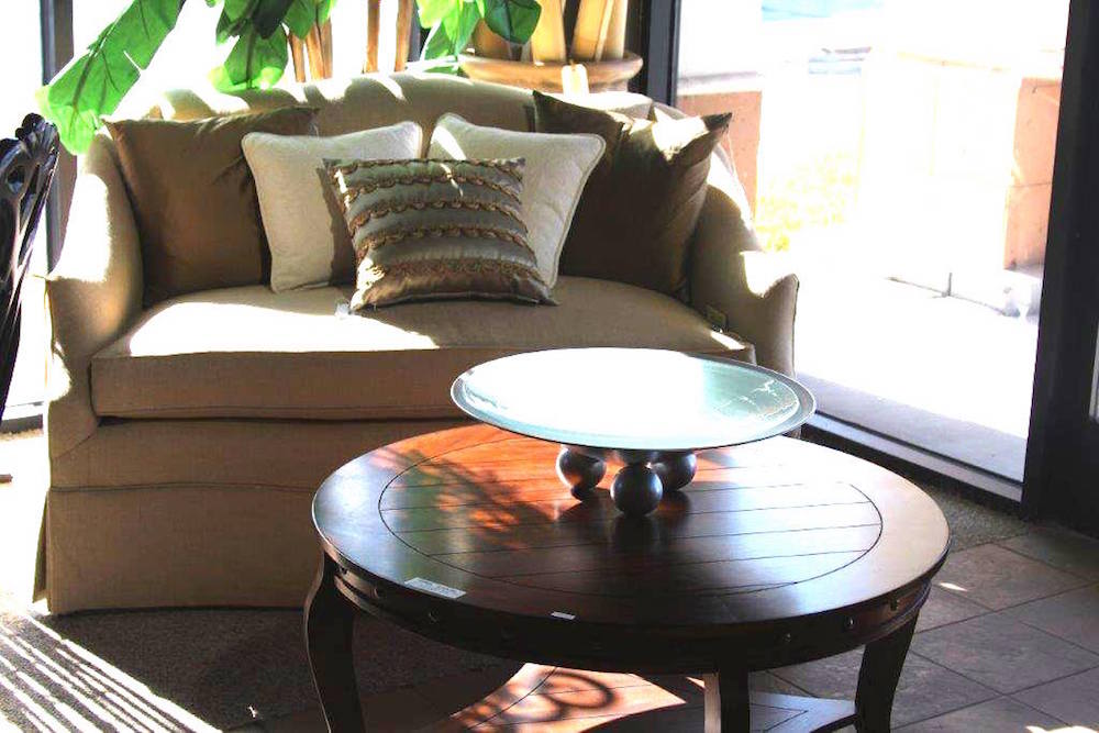 Living Room Furniture from Our Consignment Store