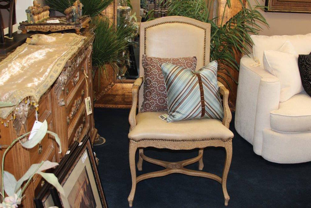 Luxury Consignment Chairs