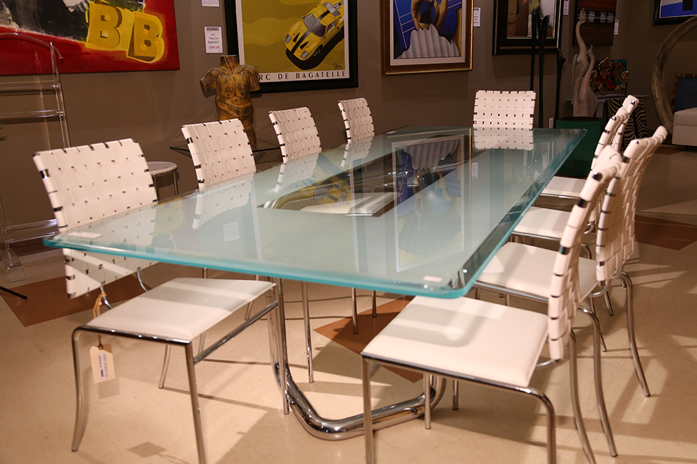 New Dining Room Furniture Set