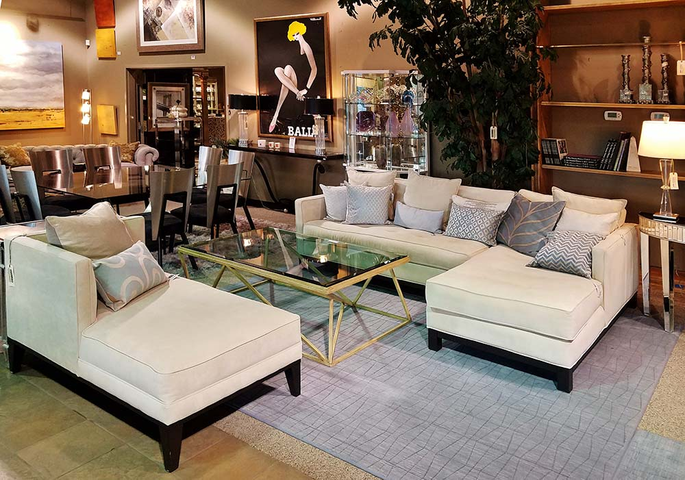 New Sectionals at Encore