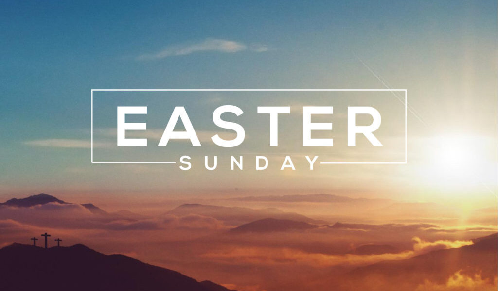 April 12, 2020 Easter Sunday
