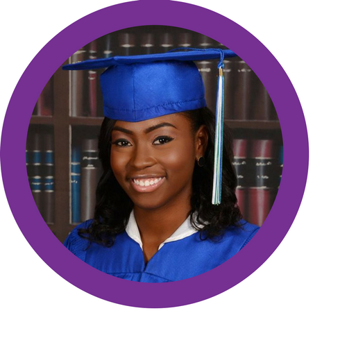 Daughter with a Destiny  RAVEN Class 2020 Bethune Cookman University Major: Business  Minor: Sports Management