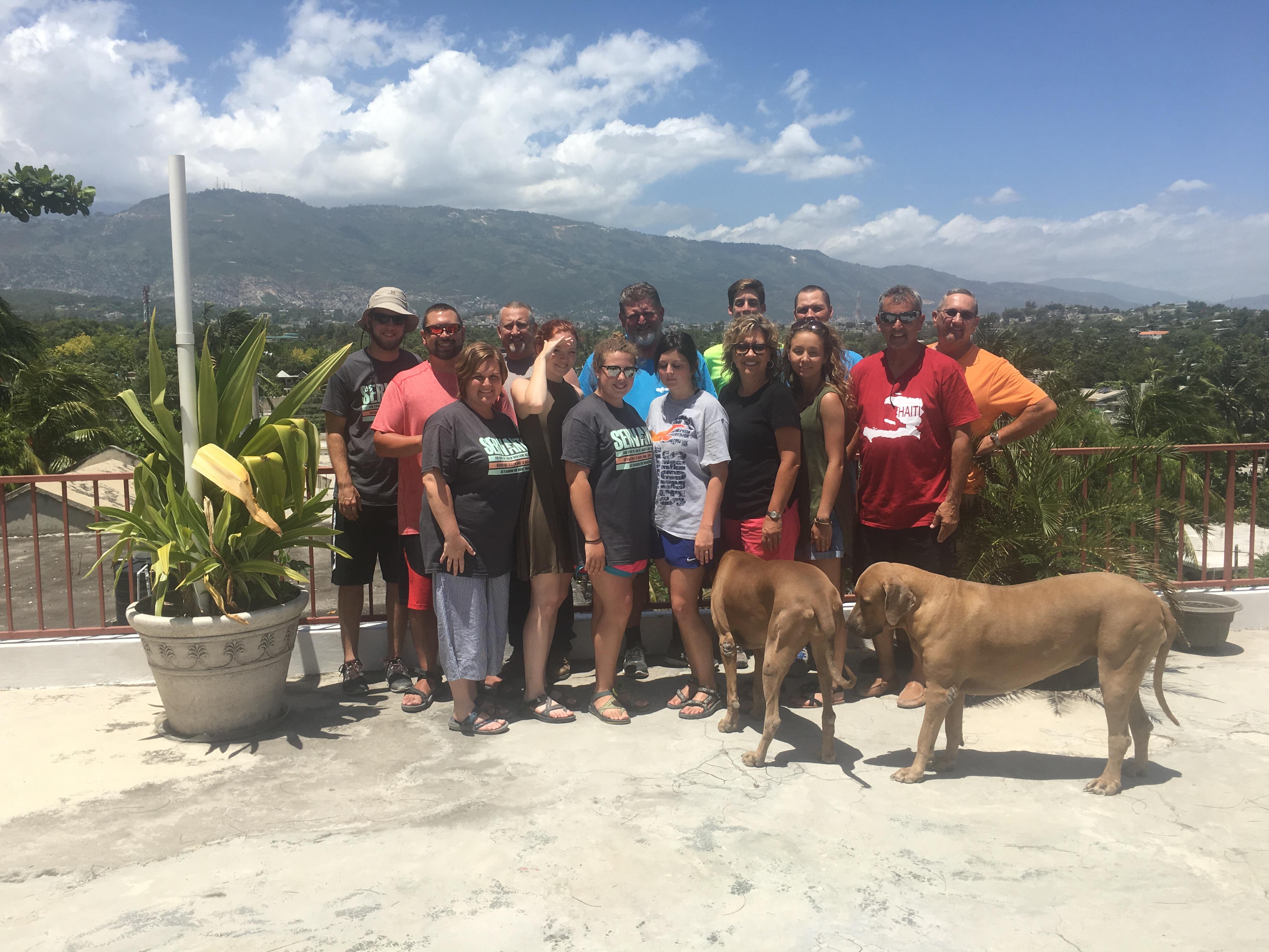 2017 Hands of Hope Mission Team
