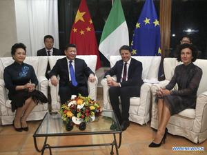 Chian Italy