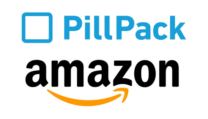 Pill pack and amazon