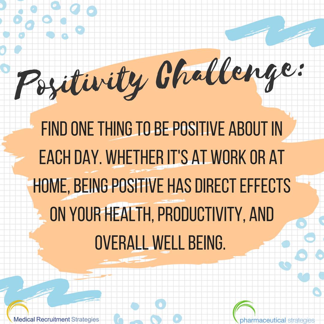 positivity Challenge